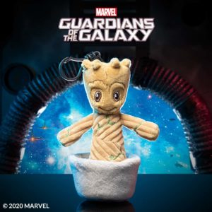 BABY GROOT SCENTSY BUDDY CLIP