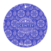 BE FABULOUS SCENTSY SCENT CIRCLE