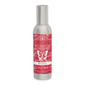 Be Merry Scentsy Room Spray