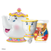 BEAUTY AND THE BEAST CHIP MRS POTTS BE OUR GUEST BUNDLE   Be Our Guest Scentsy Warmer Bundle   Disney Beauty & The Beast