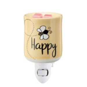 BEE HAPPY SCENTSY MINI WARMER
