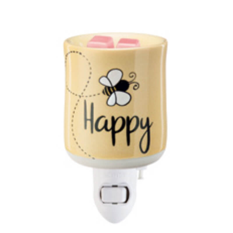 BEE HAPPY SCENTSY MINI WARMER