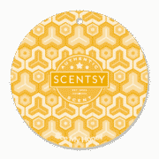 BEE MY HONEY SCENTSY SCENT CIRCLE