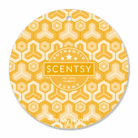 BEE MY HONEY SCENTSY SCENT CIRCLE