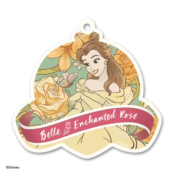 BELLE ENCHANTED ROSE SCENTSY SCENT CIRCLE