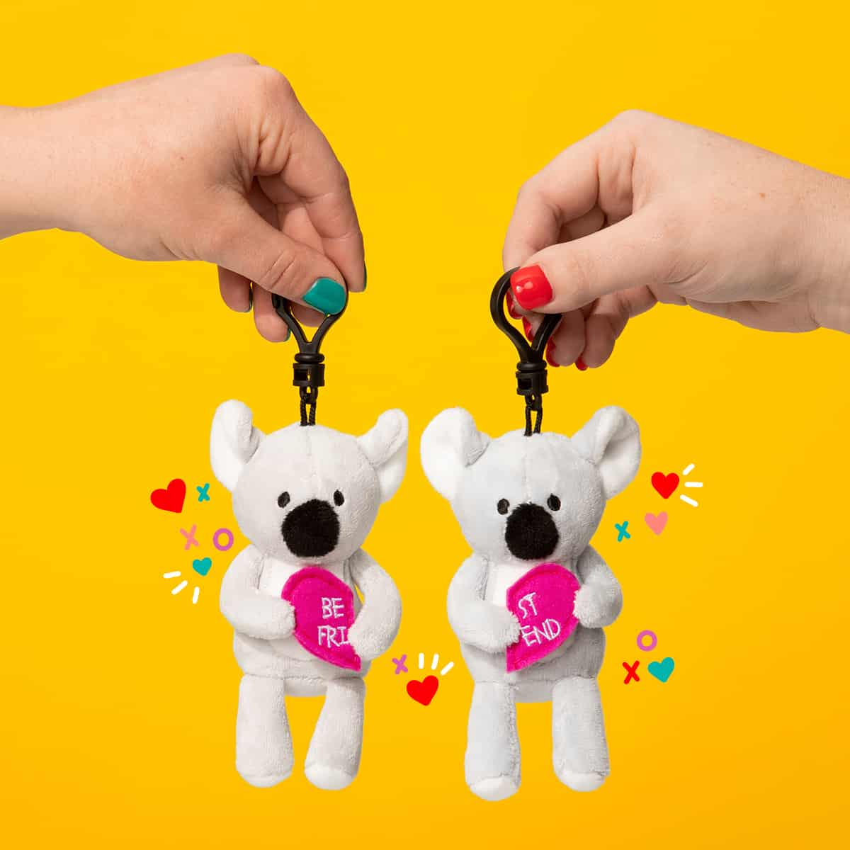 Celebrate Best Friends with Scentsy's Koala Buddy Clips | Shop Now