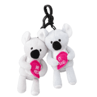 BEST FRIENDS SCENTSY BUDDY CLIP BEST BERRY