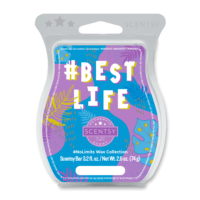 BEST LIFE SCENTSY BAR | #BESTLIFE SCENTSY BAR | NO LIMITS SCENTSY WAX COLLECTION | Shop Scentsy | Incandescent.Scentsy.us