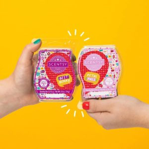 BEST PALS SCENTSY BARS PACK