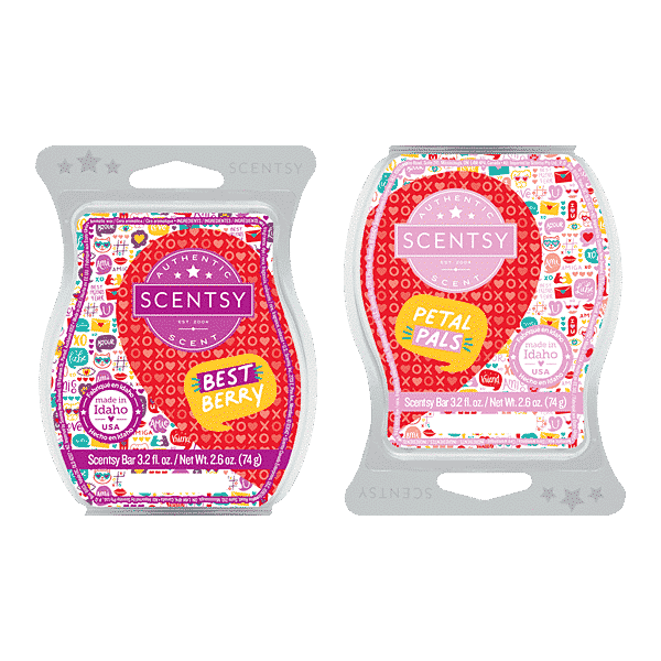 BEST PALS SCENTSY TWIN PACK