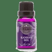 BLACKBERRY BASIL SCENTSY NATURAL OIL BLEND