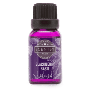 BLACKBERRY BASIL SCENTSY NATURAL OIL BLEND