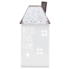 BLESS THIS HOME SCENTSY WARMER AUGUST