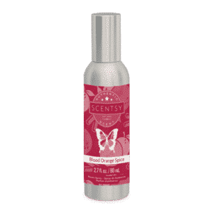 BLOOD ORANGE SPICE SCENTSY ROOM SPRAY