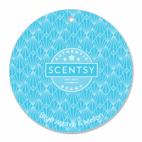 BLUE AGAVE MELON SCENTSY SCENT CIRCLE