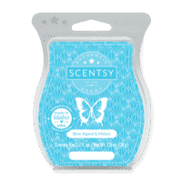 BLUE AGAVE & MELON SCENTSY BAR