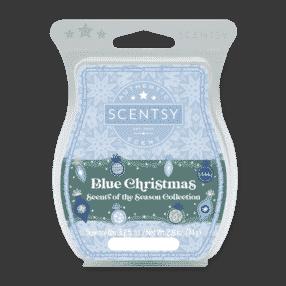 BLUE CHRISTMAS SCENTSY BAR