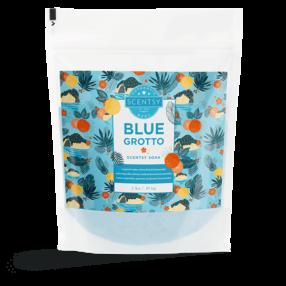 BLUE GROTTO SCENTSY BATH SOAK