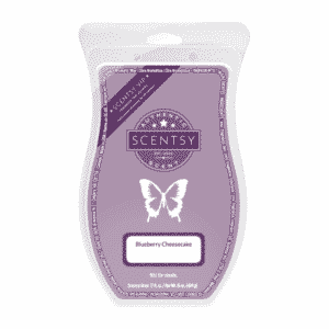 BLUEBERRY CHEESECAKE SCENTSY BRICK