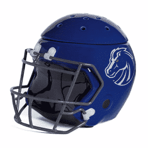 BOISE STATE UNIVERSITY FOOTBALL HELMET SCENTSY WARMER ELEMENT NEW! | Shop Scentsy | Incandescent.Scentsy.us