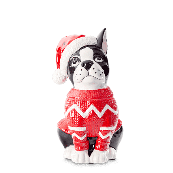 New Boston Terrier Blitzen Scentsy Warmer Scentsy 174 Buy