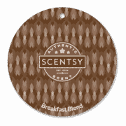 BREAKFAST BLEND SCENTSY SCENT CIRCLE