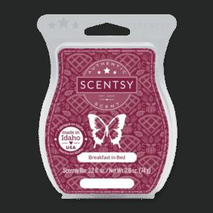 BREAKFAST IN BED SCENTSY BAR | Breakfast in Bed Scentsy Bar | Shop Scentsy | Incandescent.Scentsy.us