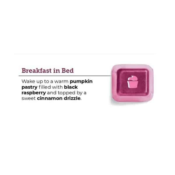 BREAKFAST IN BED SCENTSY FRAGRANCE