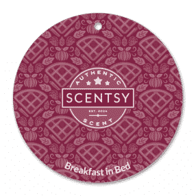 BREAKFAST IN BED SCENTSY SCENT CIRCLE