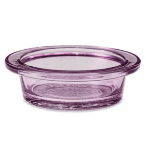 BUBBLED ULTRAVIOLET SCENTSY WARMER DISH