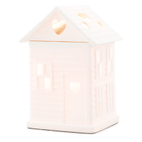 BUILT WITH LOVE SCENTSY WARMER INCANDESCENT