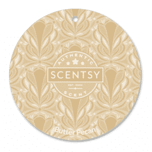 BUTTER PECAN SCENTSY SCENT CIRCLE | NEW! BUTTER PECAN SCENTSY SCENT CIRCLE | Shop Scentsy | Incandescent.Scentsy.us
