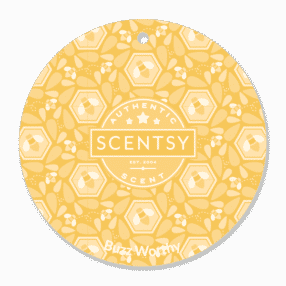 BUZZ WORTHY SCENTSY SCENT CIRCLE