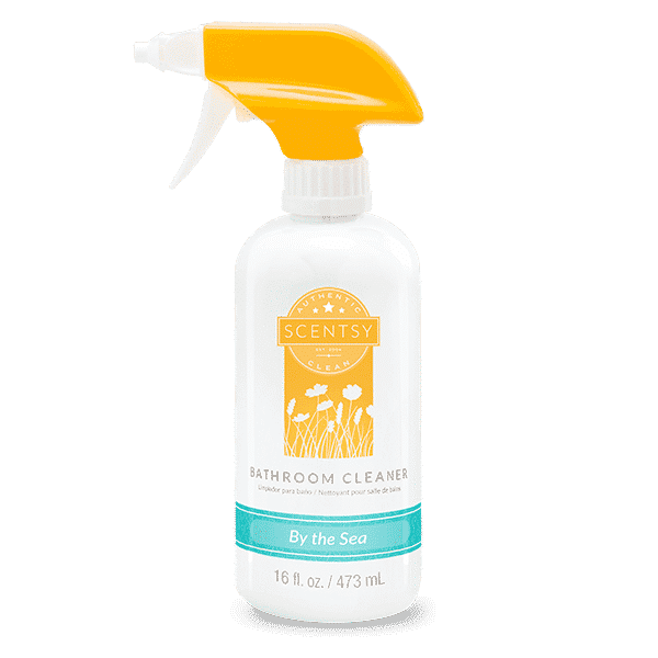 BY THE SEA SCENTSY BATHROOM CLEANER | NEW! BY THE SEA SCENTSY BATHROOM CLEANER | Shop Scentsy | Incandescent.Scentsy.us