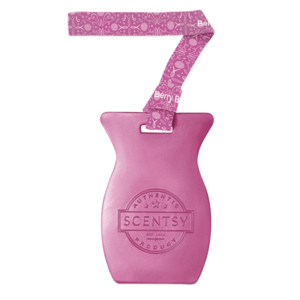 Berry Blessed Scentsy Car Bar | Berry Blessed Scentsy Car Bar