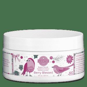 Berry Blessed Scentsy sugar scrub