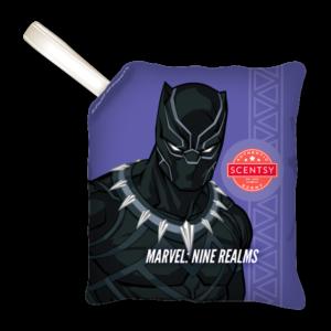 Black Panther Marvel Nine Realms Scentsy Scent Pak
