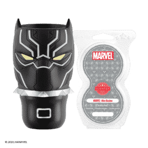 Black Panther Scentsy Wall Fan Diffuser Bundle 1