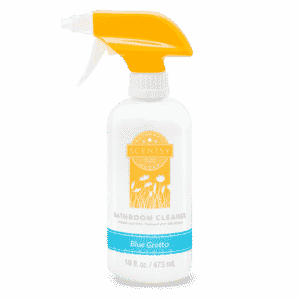 Blue Grotto Scentsy Bathroom Cleaner