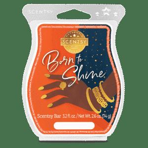 Born to Shine Scentsy Bar 1