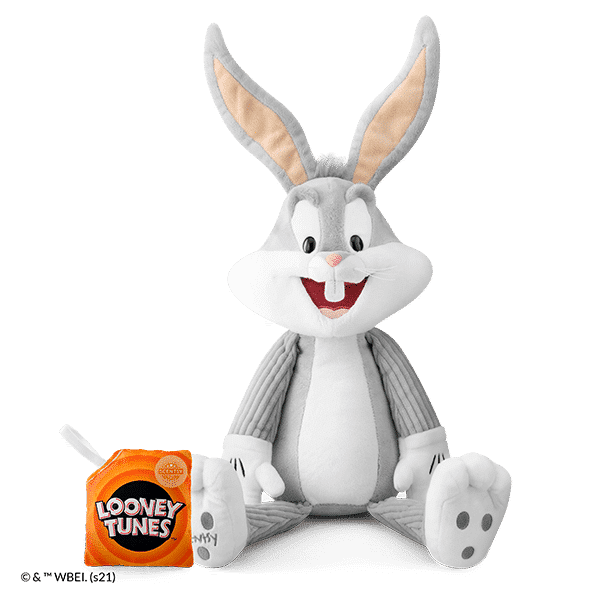 Bugs Bunny Scentsy Buddy 16 | Bugs Bunny Scentsy Buddy | Looney Tunes Scentsy Collection