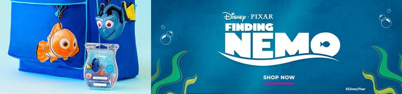 SCENTSY FINDING NEMO AND DORY