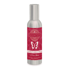 CANDIED CRANBERRY PECAN SCENTSY ROOM SPRAY