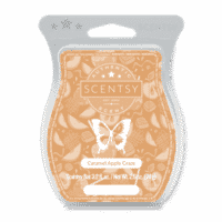 CARAMEL APPLE CRAZE SCENTSY BAR