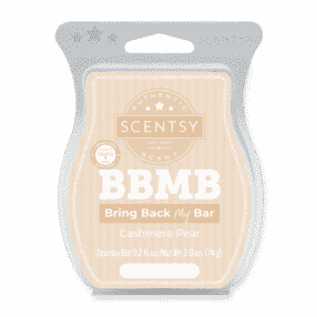 CASHMERE PEAR SCENTSY BAR