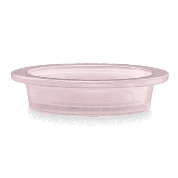 CAST PINK SCENTSY WARMER DISH ONLY   CAST PINK SCENTSY WARMER - DISH ONLY