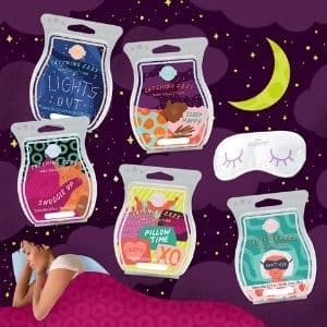 CATCHING ZZZS SCENTSY COLLECTION 1