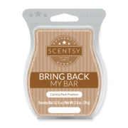 CENTRAL PARK PRALINES SCENTSY BAR