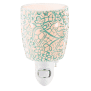 CHANTILLY LACE NIGHTLIGHT MINI SCENTSY WARMER