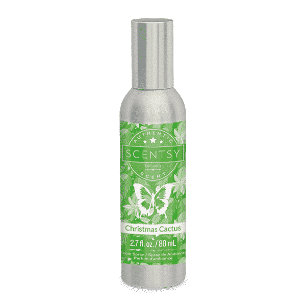 CHRISTMAS CACTUS SCENTSY ROOM SPRAY